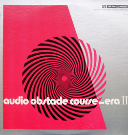 Used Vinyl Various- Audio Obstacle Course: Era III