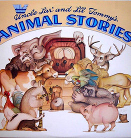 Used Vinyl Uncle Lar & Li'l Tommy- Animal Stories