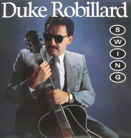 Used Vinyl Duke Robillard- Swing