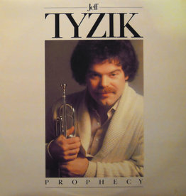 Used Vinyl Jeff Tyzik- Prophecy (Sealed)