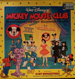 Used Vinyl Various- Mickey Mouse Club: Mousekedances And Other Mouseketeer Favorites