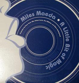 "Miles Maeda- A Little Bit Of Magic (Sealed)(12"")"