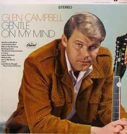 Used Vinyl Glen Campbell- Gentle On My Mind