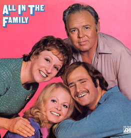 Used Vinyl All In The Family Soundtrack