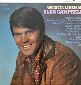 Used Vinyl Glen Campbell- Wichita Lineman