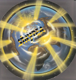 Used Vinyl Stryper- The Yellow And Black Attack (Blue)
