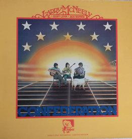 Used Vinyl Larry McNeely/Geoff Levin/Jack Skinner- Confederation