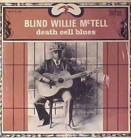 Used Vinyl Blind Willie McTell- Death Cell Blues