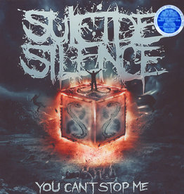 Used Vinyl Suicide Silence- You Can't Stop Me (Transparent Blue)