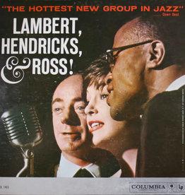 Used Vinyl Lambert, Hendricks, & Ross- The Hottest New Group In Jazz