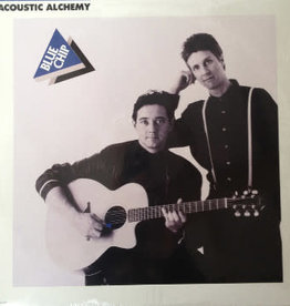 Used Vinyl Acoustic Alchemy- Blue Chip