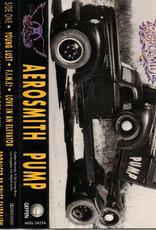 Used Cassette Aerosmith- Pump