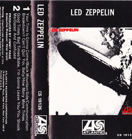 Used Cassette Led Zeppelin- Led Zeppelin