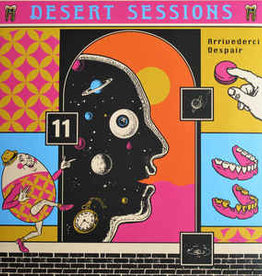 New Vinyl Various- Desert Sessions Vol. 11 & 12