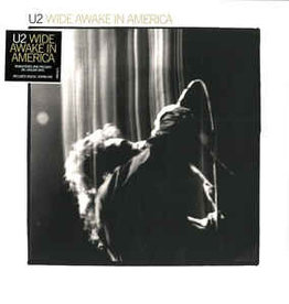 New Vinyl U2- Wide Awake In America