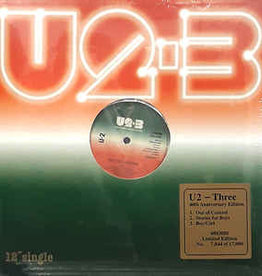 U2- Three -BF19 (LP)