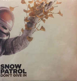 "Snow Patrol- Don't Give In/Life On Earth -RSD18 (10"")"