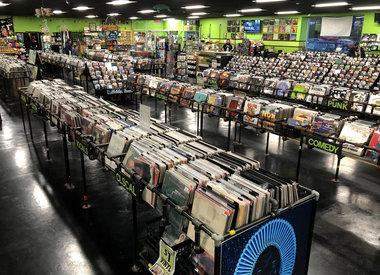 New Vinyl Sale