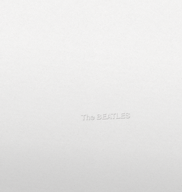 Used Vinyl The Beatles- The White Album (White Vinyl)