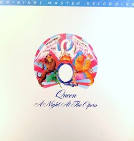 Used Vinyl Queen- A Night At The Opera (1982 MoFi)