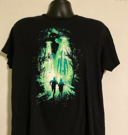 Apparel X-Files The Day Has Come Lootcrate Exclusive T-Shirt, Blk, L