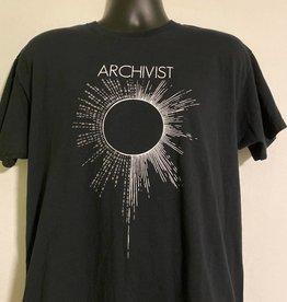 Apparel Archivist Logo T-Shirt, Blk, L