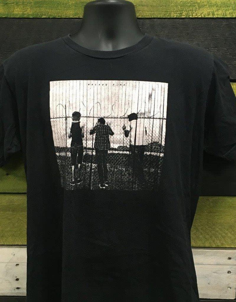 Apparel Arcade Fire 2011 American Tour T-Shirt, Blk, L