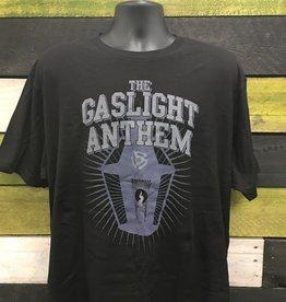 Apparel Gaslight Anthem Gaslamp T-Shirt, Blk, XL