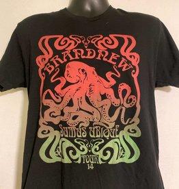 Apparel Brand New 2014 Tour T-Shirt, Blk, M
