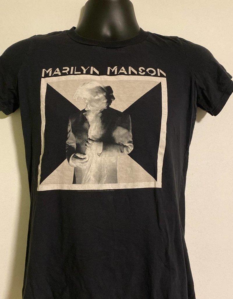 Apparel 2015 Marilyn Manson Graphic T-Shirt, Blk, Women Small