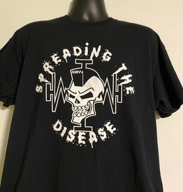 Apparel Geoff Tate's Operation: Mindcrime 30th Anniversary Tour T-Shirt, Blk, XL