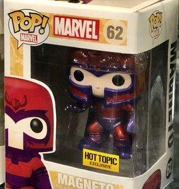 Collectibles Funko Pop Metallic Magneto (HT Exc.)