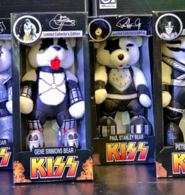 Collectibles Kiss 1998 Love Gun Bear Complete Set