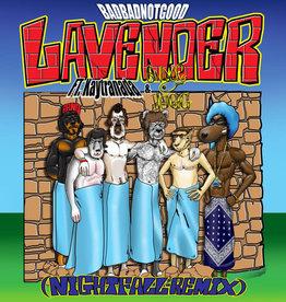 """BADBADNOTGOOD- Lavender (12"""" Vinyl)"""