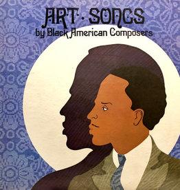 Used Vinyl Various- Art Songs By Black American Composers