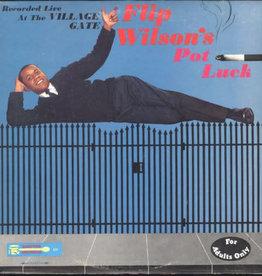 Used Vinyl Flip Wilson- Flip Wilson's Pot Luck