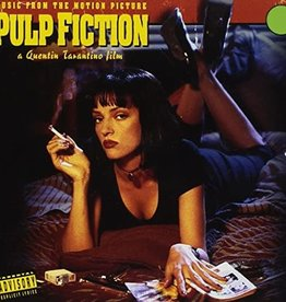 Used CD Pulp Fiction Soundtrack