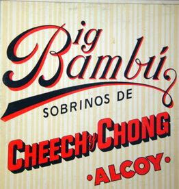 Used Vinyl Cheech and Chong- Big Bambu