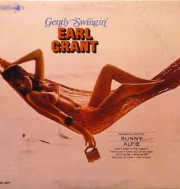 Used Vinyl Earl Grant- Gently Swingin