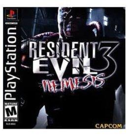 PS1 Resident Evil 3: Nemesis