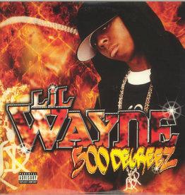 Used Vinyl Lil Wayne- 500 Degreez
