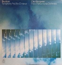 Used Vinyl Bruckner/Otto Klemperer/New Philharmonia Orchestra- Symphony No. 9 In D Minor