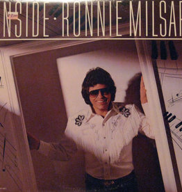 Used Vinyl Ronnie Milsap- Inside (Sealed)