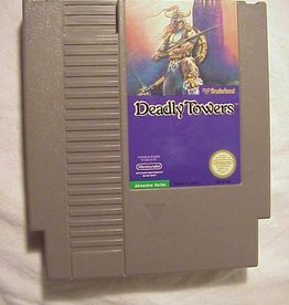 NES Deadly Towers