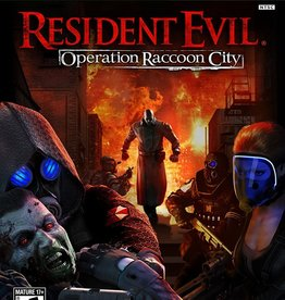 XBox 360 Resident Evil: Operation Raccoon City