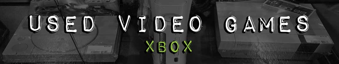 used xbox games for sale at darkside records