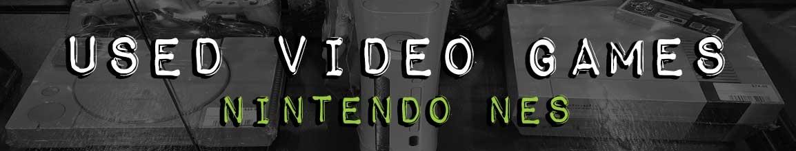 nintendo nes cartridges for sale at darkside records