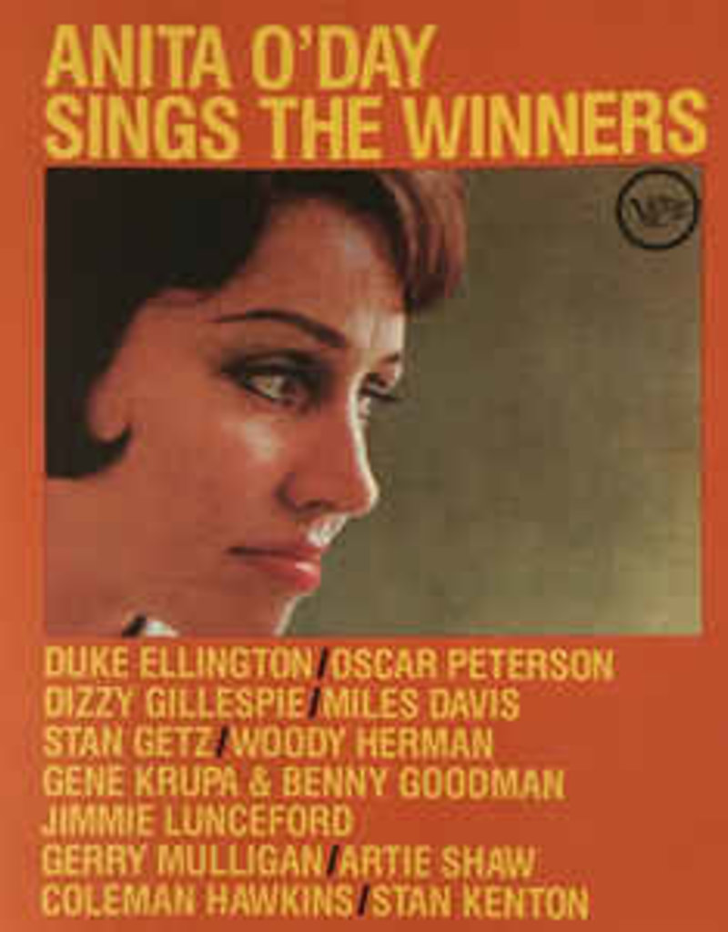 Used CD Anita O'Day- Sings The Winners