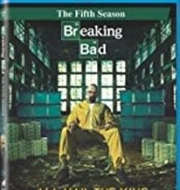 Used BluRay Breaking Bad Fifth Season