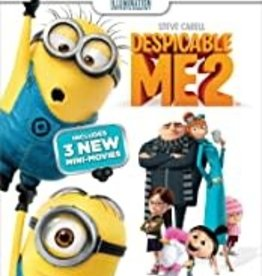 Used BluRay Despicable Me 2